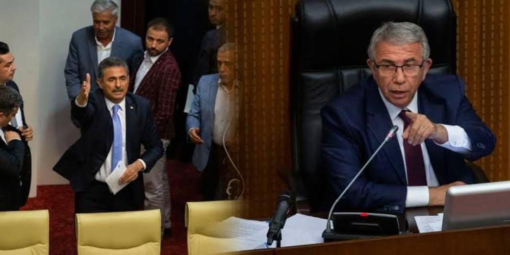 Ankara Büyükşehir Belediye Başkanı Mansur Yavaş'ın aklı 2 yıl sonra başına geldi