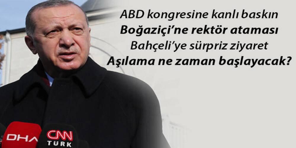 """Cumhurbaşkanı Erdoğan: """"Ben Melih beyin orada çok başarılı olacağına inanıyorum"""""""