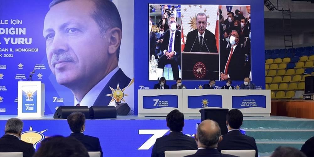 AK Parti'de 7. Olağan Büyük Kongre süreci hızlandı