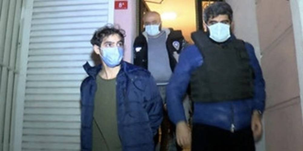 Boğaziçi Üniversitesi'ndeki olaylara ilişkin operasyonda yeni gözaltılar