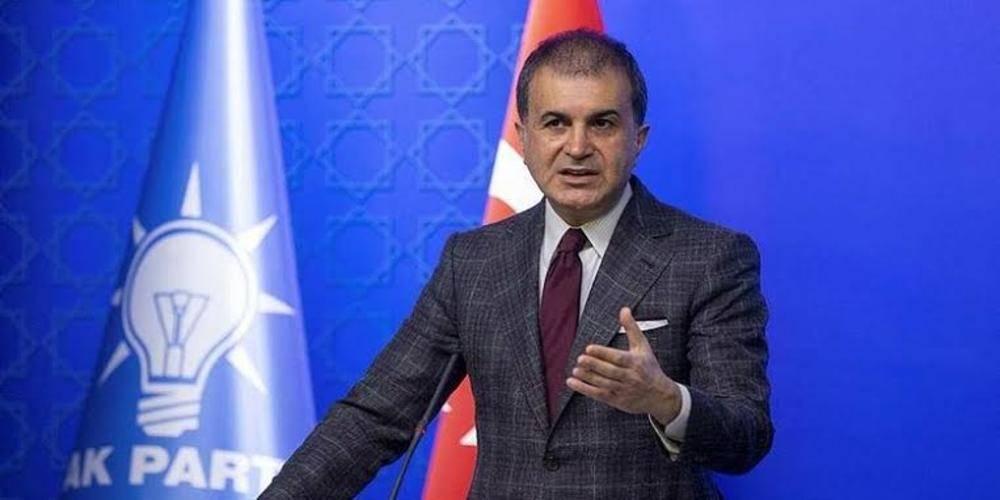 AK Parti Sözcüsü Ömer Çelik'ten CHP'ye: Dünleri neyse bugünleri de o!