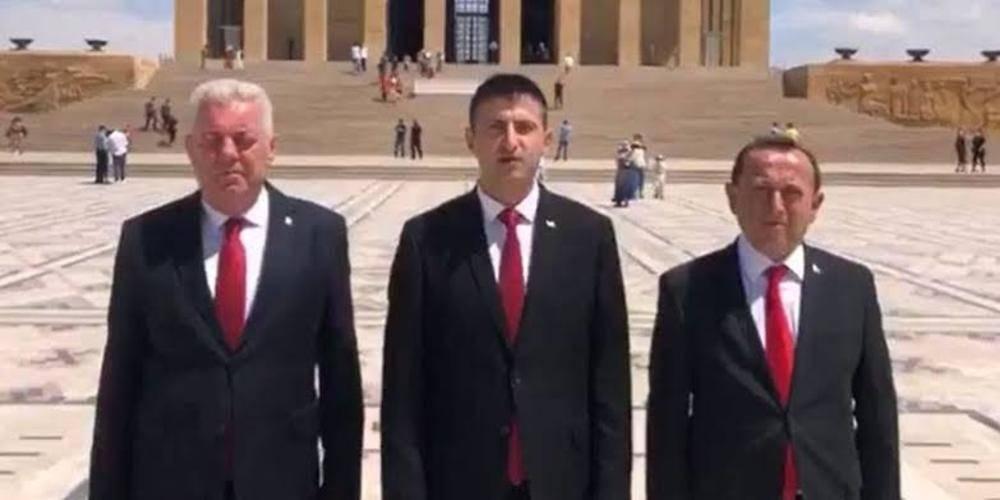 CHP'li Milletvekilleri: Muharrem İnce ile görüşüyoruz