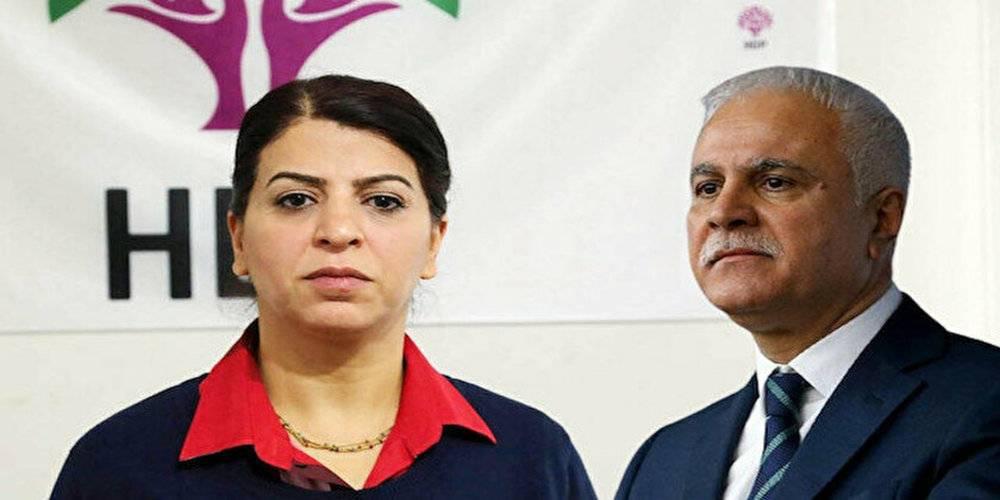 HDP'li Sibel Yiğitalp'den İYİ Partili Koray Aydın'a: Irkçılığınızda boğulun