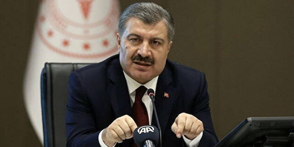 Sağlık Bakanı Fahrettin Koca uyardı: Yaklaşık 23 milyon kişi henüz aşı olmadı