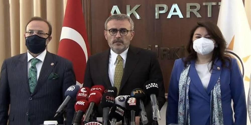 AK Parti Grup Başkan Vekili Mahir Ünal'dan Hayvanları Koruma Kanunu açıklaması