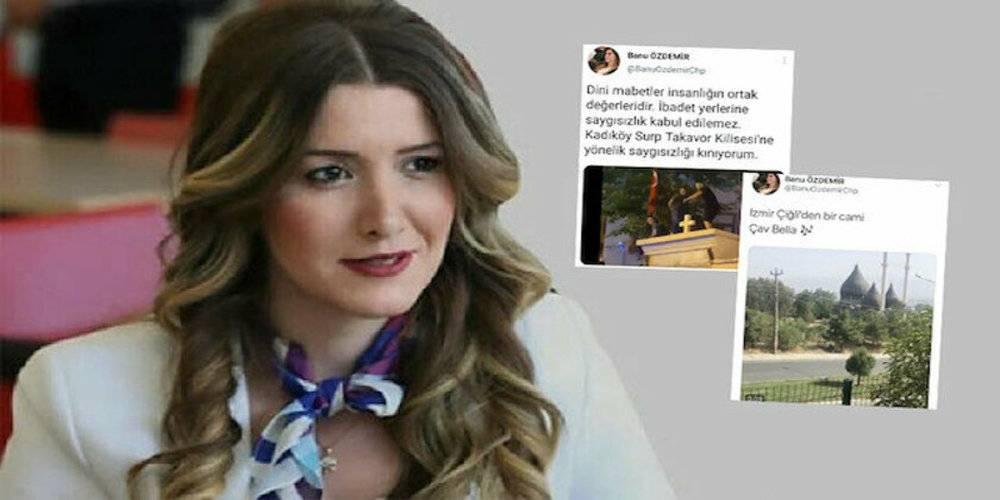 Camide 'Çav Bella' çalınmasını memnuniyetle karşılayan CHP'liden kilisedeki dansa tepki