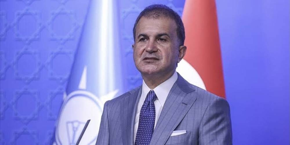 AK Parti Sözcüsü Ömer Çelik'ten Tunus açıklaması