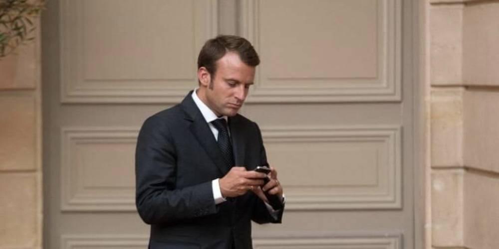 Macron, casus yazılım Pegasus'la ilgili İsrail'den açıklama istedi