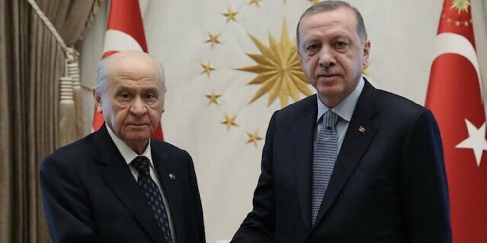 MHP Genel Başkanı Bahçeli 'Cumhur İttifakı ne zamana kadar devam edecek?' sorusuna yanıt verdi: Millet ne zaman kadar isterse