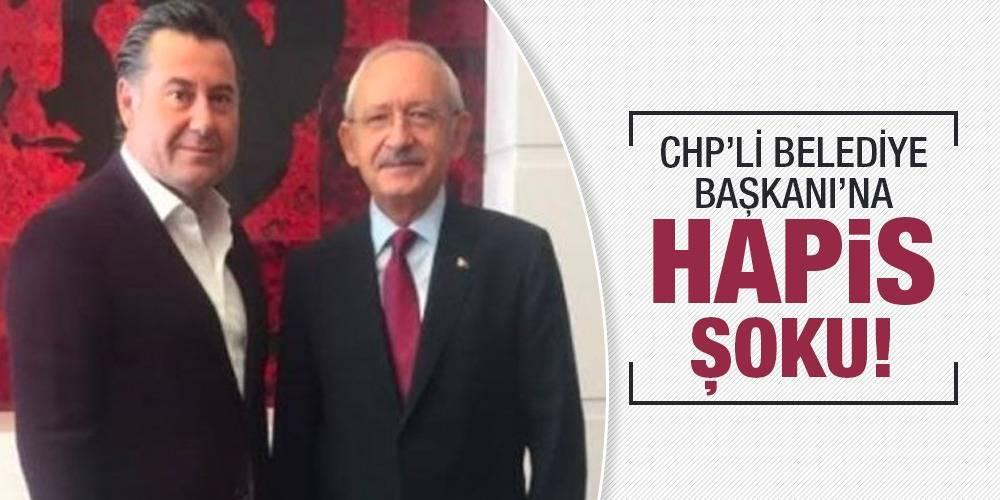CHP'li Belediye Başkanı'na hapis şoku!!
