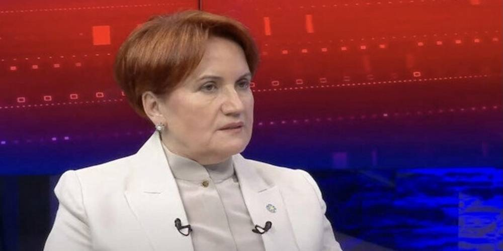 'Ortak aday' diyen Akşener HDP'yi dışladı