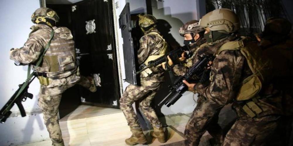 Diyarbakır merkezli DEAŞ operasyonu: 17 gözaltı kararı
