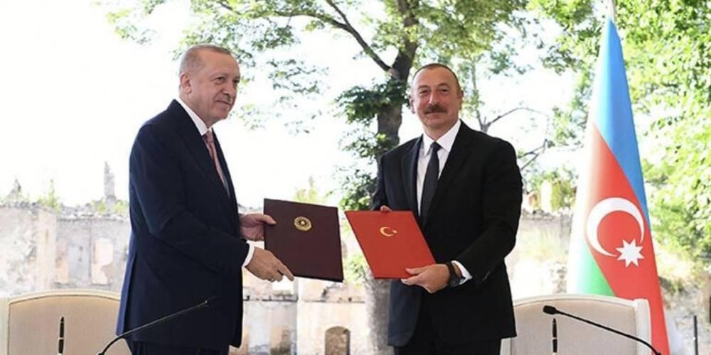 Türkiye ve Azerbaycan imzaları attı