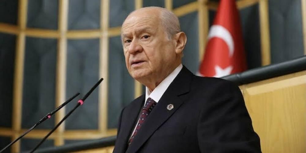 MHP Genel Başkanı Bahçeli'den Ahmet Şık hakkında sert sözler