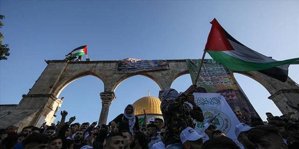 Hamas'tan Yahudilerin Mescid-i Aksa baskınlarını protesto çağrısı