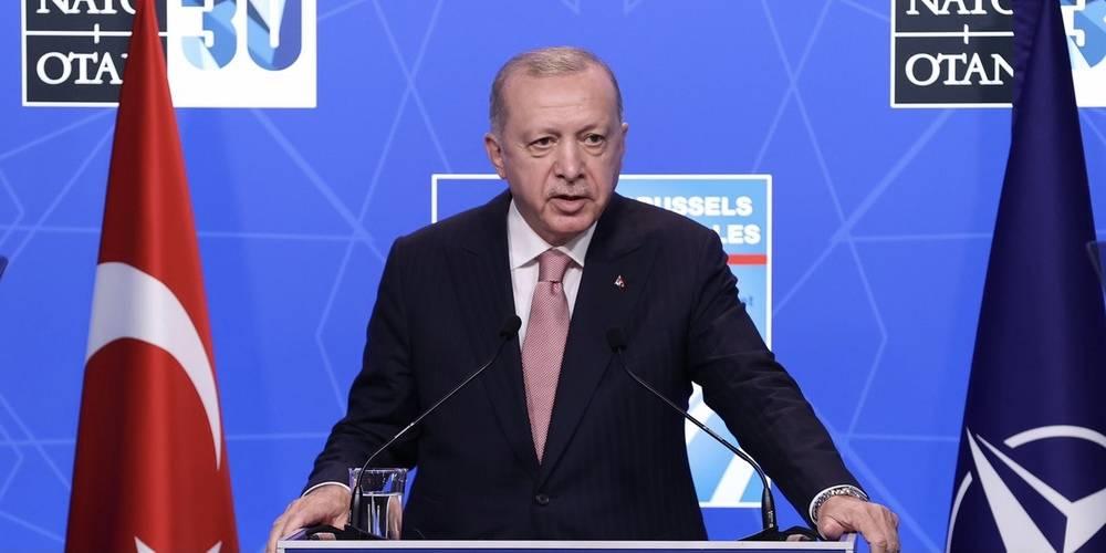 Cumhurbaşkanı Erdoğan: Temennimiz, tüm müttefiklerimizin sığ siyasi hesapları artık bir yana bırakıp, Türkiye ile tam bir dayanışma sergilemesidir