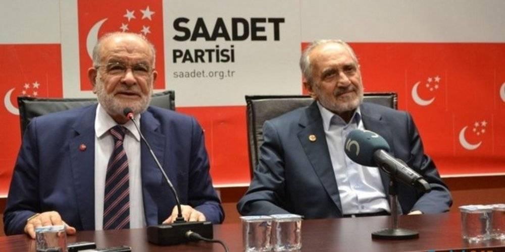 """""""Asiltürk Saadet'te köklü değişim planlıyor"""""""