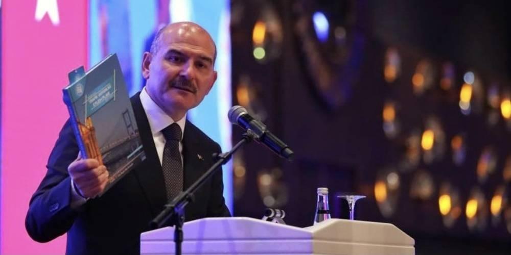 """İçişleri BakanıSüleyman Soylu, """"Trafik Güvenliği"""" toplantısında konuştu: Türkiye, """"can kayıplarında yüzde 50 azalış"""" hedefini tutturabilen iki ülkeden biri"""