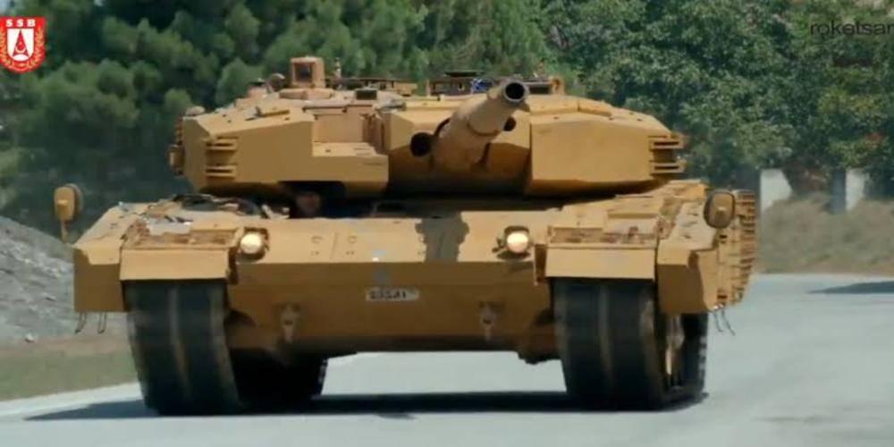 Leopard 2A4 tanklarına entegre zırh paketinin seri üretimine başlandı