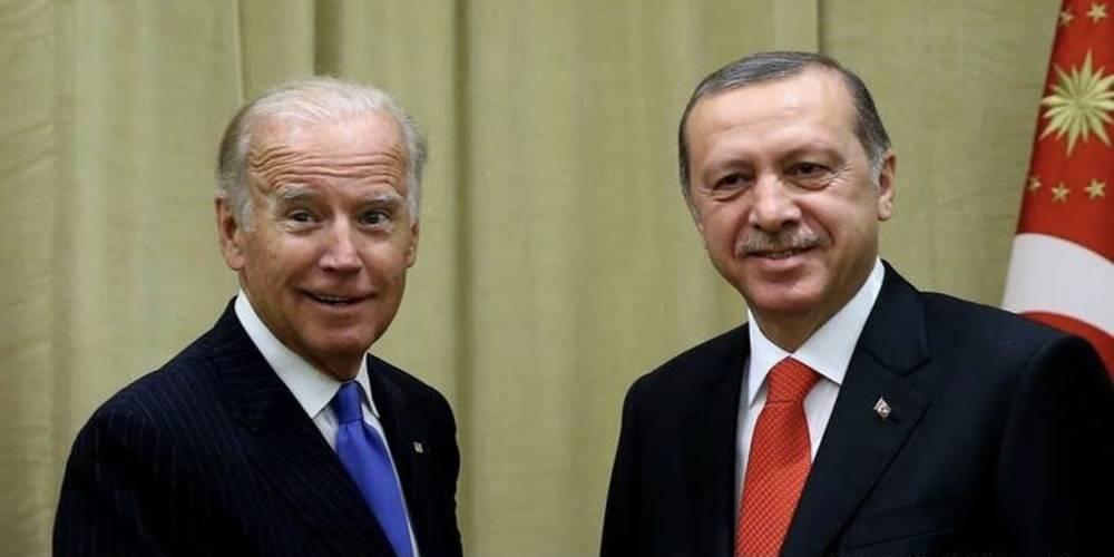 Erdoğan ve Biden'a mektup