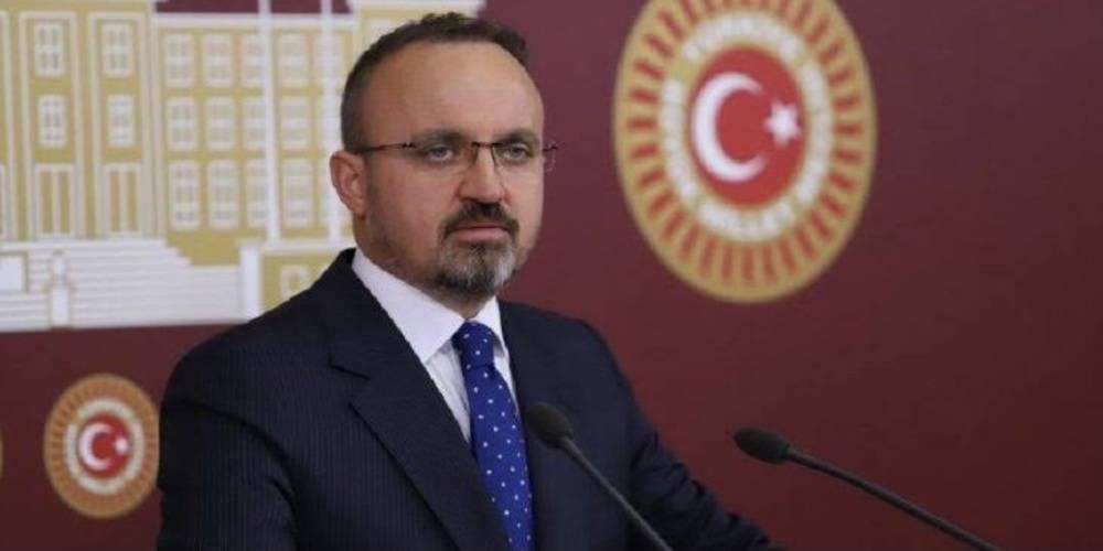 """AK Parti Grup Başkanvekili Bülent Turan'dan BBC Türkçe'nin """"AKP'de Süleyman Soylu tartışması"""" başlıklı haberine tepki"""