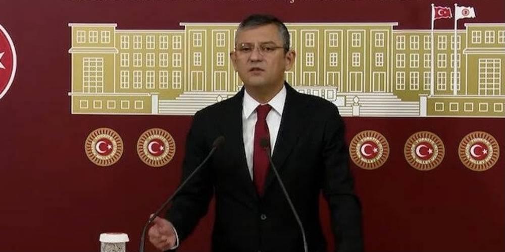 """Devleti yıkmamız lazım"" diyen Ahmet Şık'a CHP'li Özgür Özel sahip çıktı"