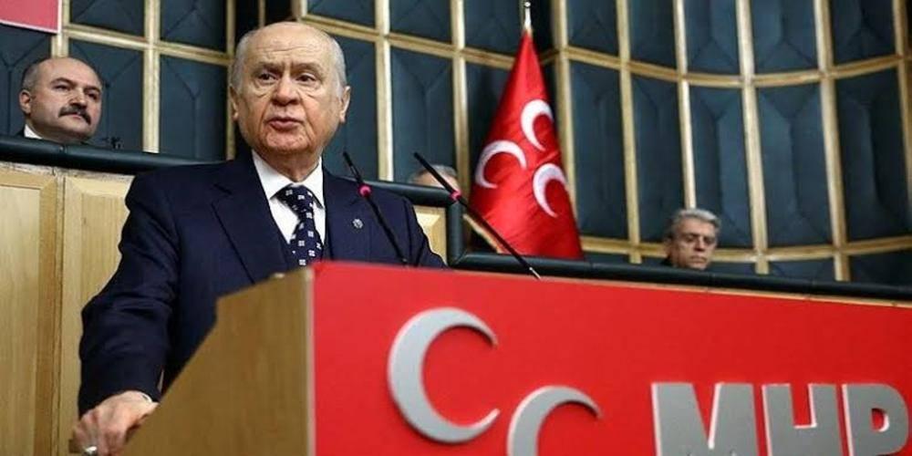 MHP Genel Başkanı Bahçeli'den Atatürk'e hakaret iddiasına ilişkin açıklama