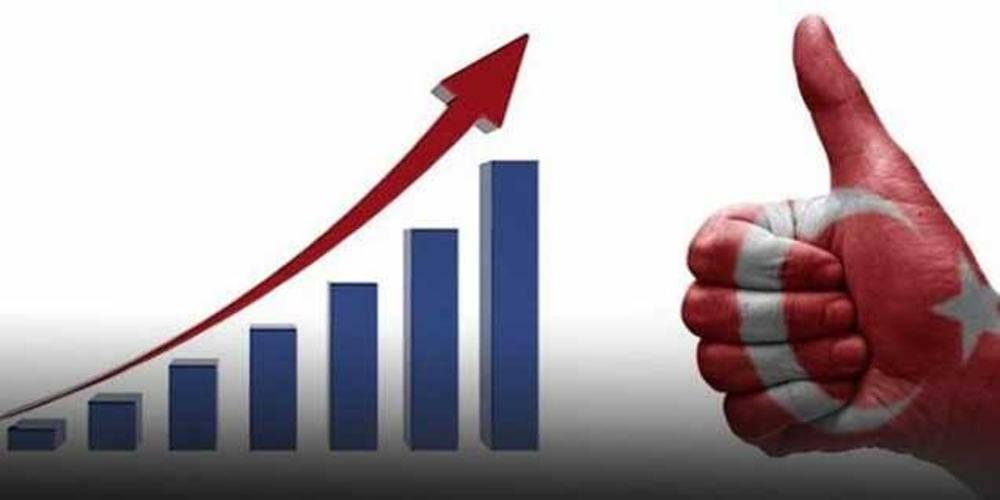 Türkiye ekonomisi 2020'de yüzde 1.8, geçen yılın son çeyreğinde yüzde 5.9 büyüdü