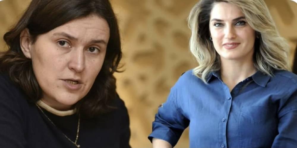 Başak Demirtaş'tan Türkiye karşıtı Kati Piri'ye teşekkür