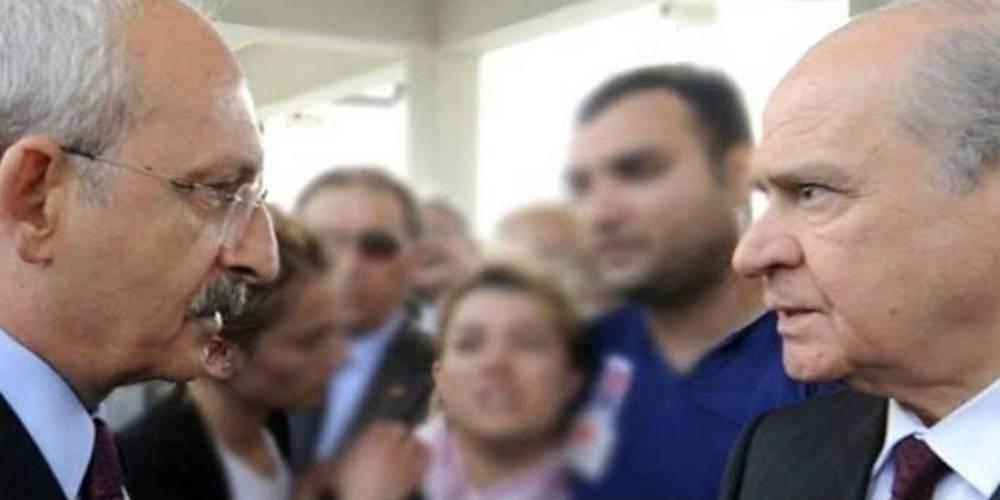 MHP Genel Başkanı Bahçeli'den Kılıçdaroğlu açıklaması