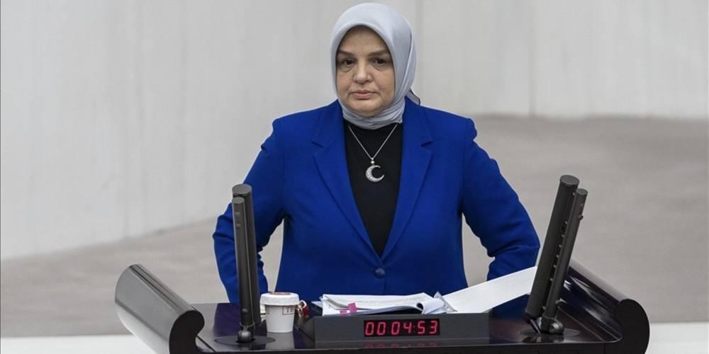 AK Parti Kadın Kolları Başkanlığına Düzce Milletvekili Ayşe Keşir aday gösterildi