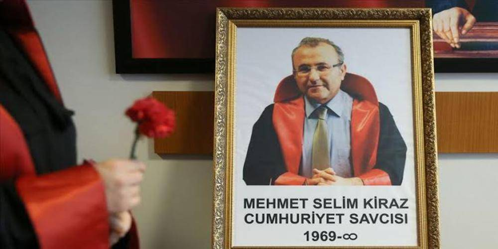 Savcı Mehmet Selim Kiraz'ın şehadetinin 6. yılı
