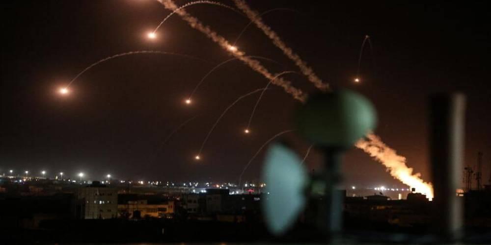Al Jazeera duyurdu: İsrail'e karşı İran füzeleri devrede!