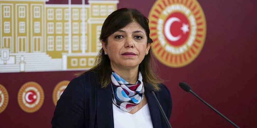HDP'li Meral Danış Beştaş PKK'ya ağır darbenin vurulduğu Pençe operasyonlarından rahatsız