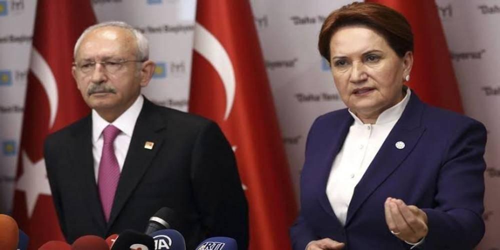 İYİ Parti'den CHP'ye ittifak sitemi: 'Bazı yerlerde aday çıkarmasalar seçimi kazanırdık'