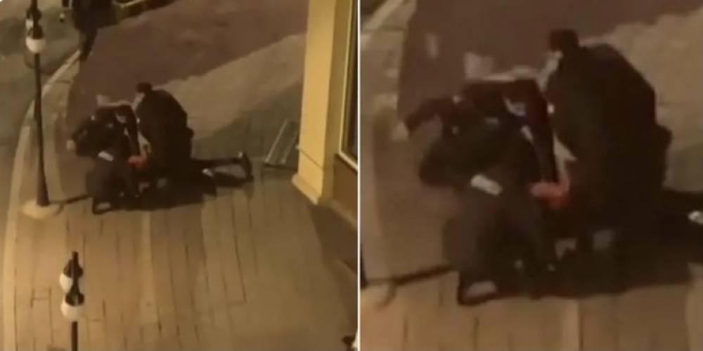 Fatih'teki bekçi şiddetine soruşturma