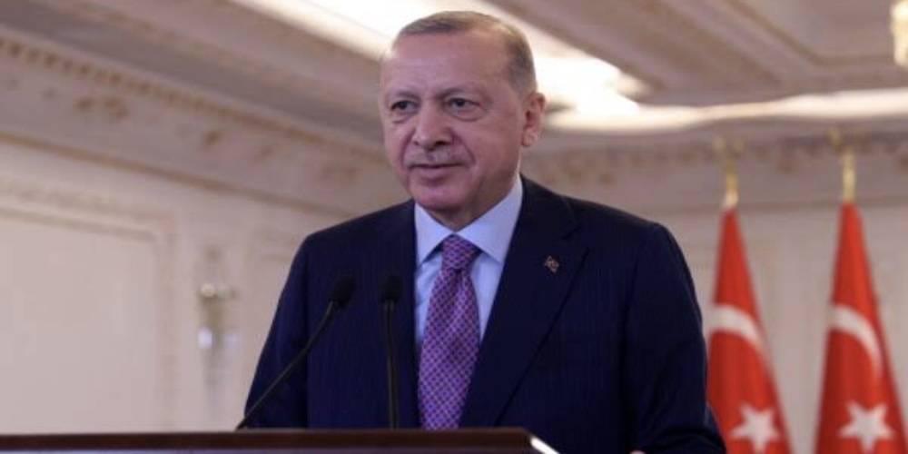Cumhurbaşkanı Erdoğan 81 ilden 560 gençle video konferans yöntemiyle görüştü
