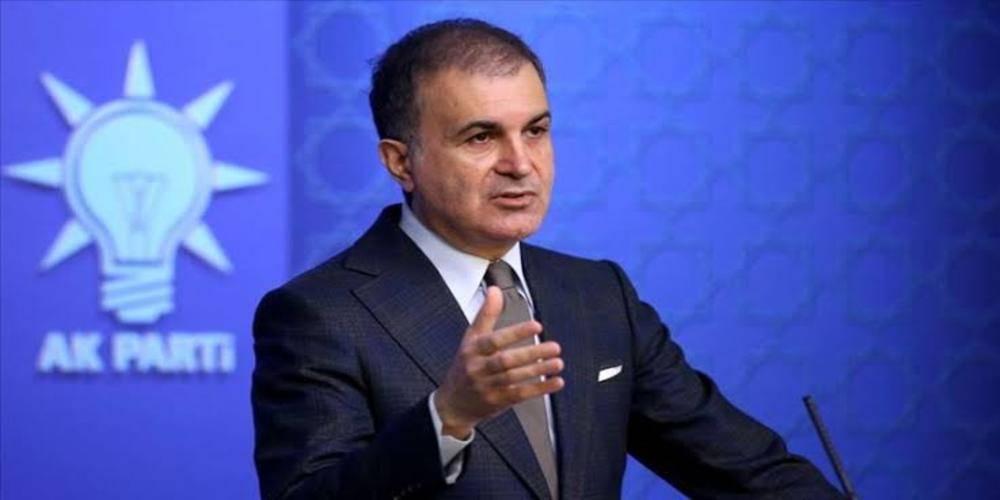 """AK Parti Sözcüsü Çelik'ten """"ümmetçilik"""" eleştirilerine yanıt!"""