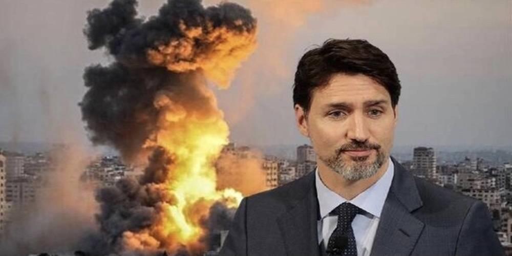 Kanada Başbakanı'na 'İsrail'e silah satışını durdurun' çağrısı