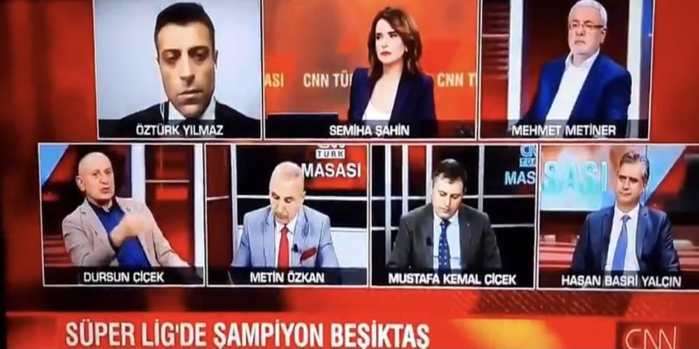CHP'li Dursun Çiçek: HDP'li bir Bakan olabilir