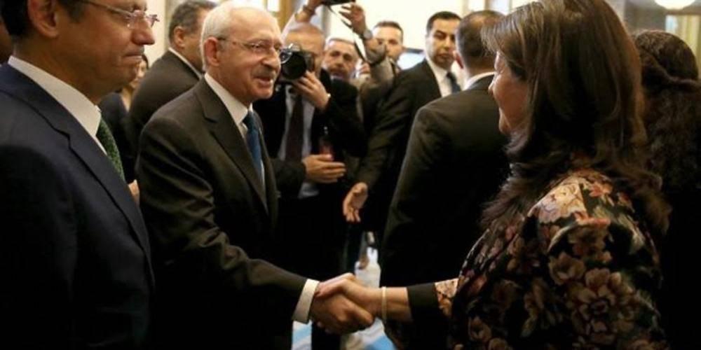 HDP'li Buldan'dan muhalefete çağrı: 'Yeniden bir araya gelelim'