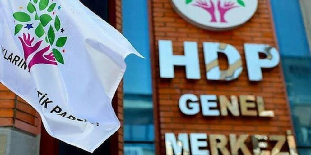 Güvelik güçleri teröristleri vuruyor, ses HDP'den geliyor