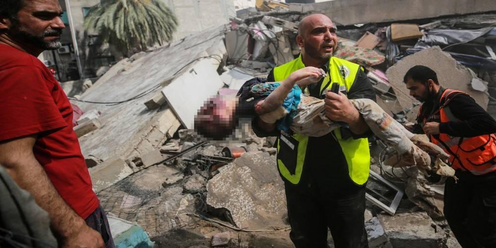 Netanyahu, Filistin'deki katliama destek veren ülkelere teşekkür etti