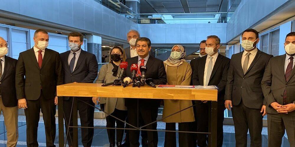 AK Partili Göksu'dan su zammı açıklaması: Bu ay İstanbulluları yapılacak zamdan kurtarıyoruz