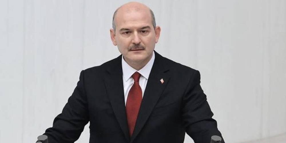 """İçişleri Bakanı Süleyman Soylu: """"Türkiye tarihinin ilk uyuşturucu suç gelirleri operasyonunu yaptık, böyle bir operasyon yoktu"""""""