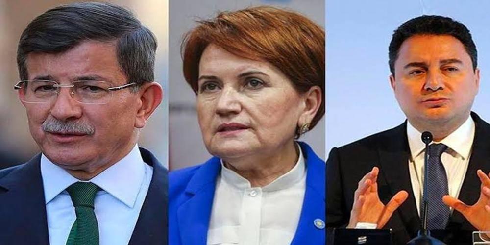 Akşener'in ittifak çağrısına iki partiden yanıt: Zemin kaybederiz