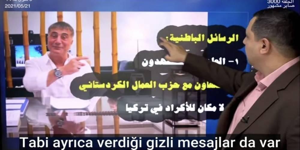 Organize suç örgütü elebaşı Sedat Peker'in arkasındaki ülkeyi açıkladı!
