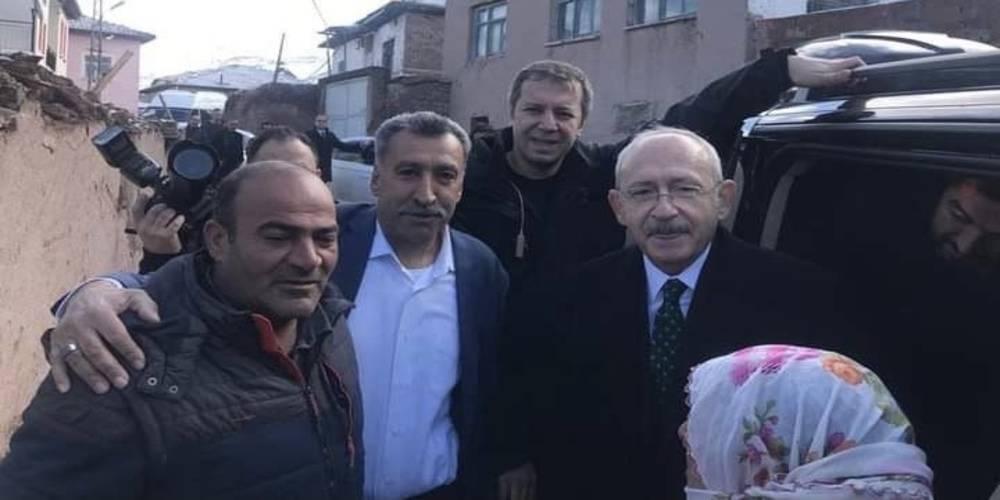 Kemal Kılıçdaroğlu, tecavüz şüphelisi CHP'li ile aynı karede!