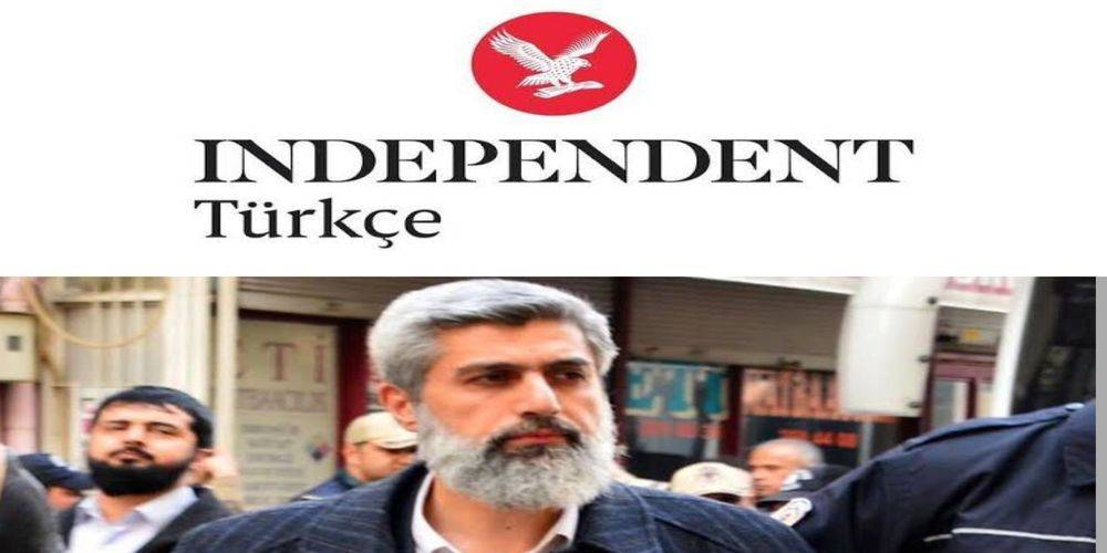 Independent ve Alparslan Kuytul'dan İsrail propagandası