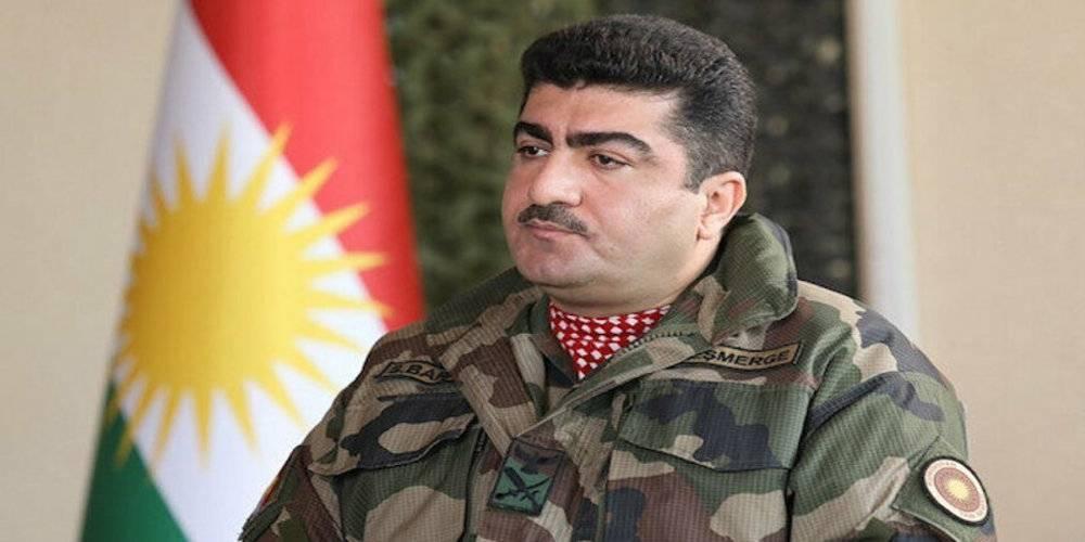 Peşmerge komutanı Şirvan Barzani: Emir gelirse PKK'yı 3 dakikada bitiririz